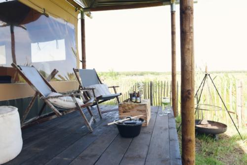 Beach Lodge - Duynpark het Zwanenwater - Zon Zee Strand - overnachten aan de kust (7)